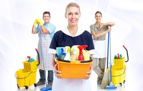 Servicios de limpieza a domicilio particulares